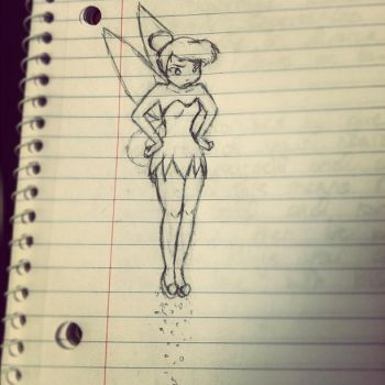 Tinkerbell by FullMetalSoul13