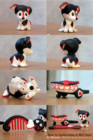 Custom G4 puppy by MohawkMax