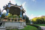 Gazebo into Queen Astrid Park by Rea-the-squirrel
