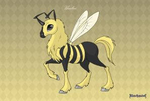 [Closed] Hatched Unibee adoptable by MySweetQueen