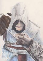 assassins creed first one by Bubbeeelz