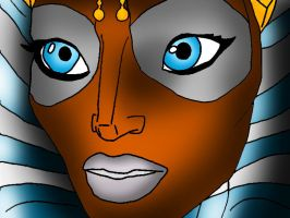 Shaak Ti Elements Color by ChooseCheese127