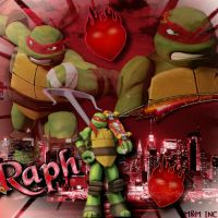 Raph by MichelleAuroraDaisy