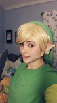 link cosplay preview by Reenigrl