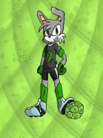 Jaxon Soccer Uniform by NightrunBlaze12