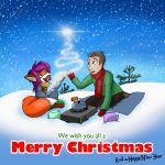 Wish you a merry christmas 2015 by rodrev
