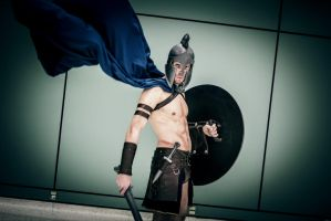 Themistokles Cosplay - 300 Rise of an Empire! by HenchmenProps
