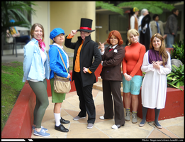ALA 2014: Professor Layton and the Azran Legacy by KatyMerry