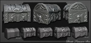 SpeedSculpt: TreasureBox by Pogimonz