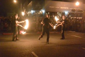 Ignite the Night Fire/Food Fest,Tossing the Flames by Miss-Tbones