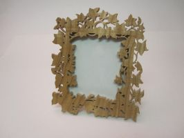 Ash picture frame by DMSscroller
