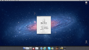 Real mac OS X v2 by LazyLaza