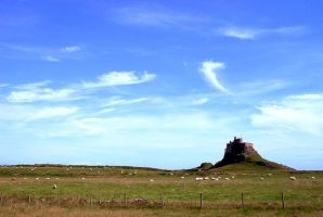 Holy Island by KungFuCatfish