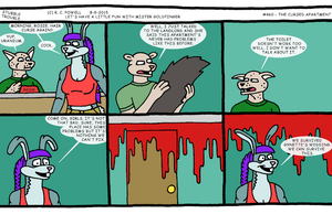 Stubble Trouble - 460 by Rennon-the-Shaved