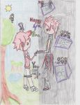 Eldoodle- Elsword 4th Anniversary Art Contest by Ask-Alene