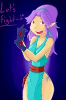 Shining Force 2 - Cursed weapons, not even once. by Eon-Sonny