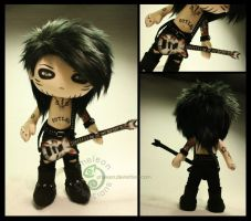 Ashley Purdy from BVB by pheleon