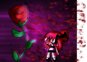Fragile Roses in the Wind by Brashgirl901