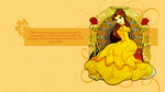 Belle by pinksenshi