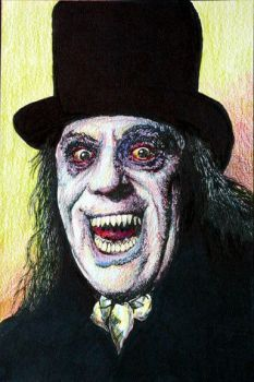 London after Midnight by monsterman1965