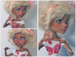 Lola MH OOAK Repaint by kamarza