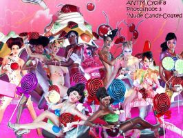 ANTM 8-Candy Nude Shot by reevosaulus