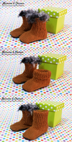 Changeable Boots ~ Commission by musumedesu