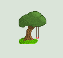 Little Tree1 by Richard--Levias
