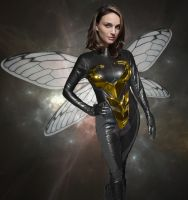Natalie Portman as Wasp by abask5