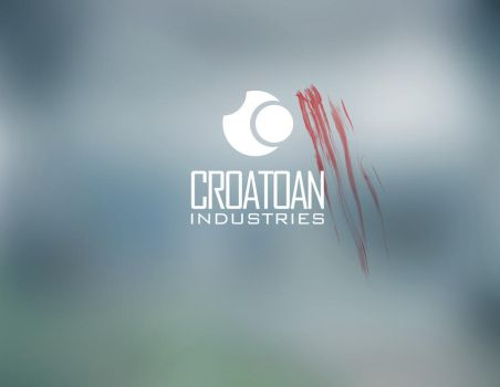 Croatoan logo by TheSnowMouse