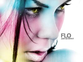 FLO- close up by OutlawRave