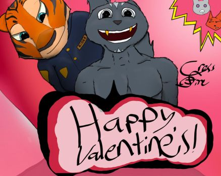 Happy Valentine's from Cross! by crossfire775