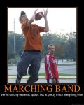 Marching Band: Sports by StuntzTheDude