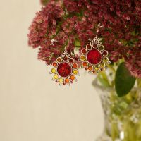 Red and orange by alena-light