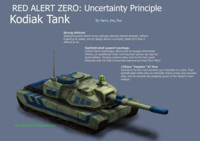 RA Zero- Kodiak Tank by Harry-the-Fox