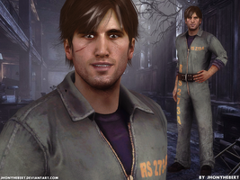 Murphy Pendleton - Silent Hill : Downpour (Clean) by JhonyHebert