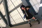 Black Rock Shooter 1 by Insane-Pencil