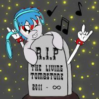 Living Tombstone Icon by BossLuigi