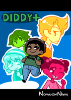 DIDDY+Cover by Nami-Tsuki