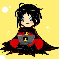 DC:Tim Drake by canihaveanangel