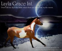 Layla Grace Int My Entry by Paco-Taco14