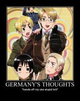 germany's thoughts by windalchemist001