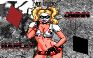 harley quinn from batman in a juggalette outfit by mademyown