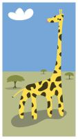 The Giraffe by blissard