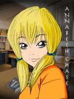 Annabeth Chase by UnobstructedView