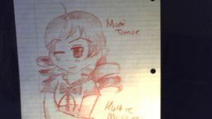 MAMI TOMOE_A REQUEST by thejellybeanposse