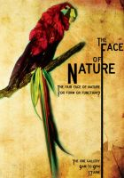 The Face of Nature - Parrot by zakhren