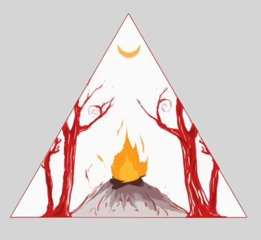 Daily triangle 2: Lifefire by overflowid