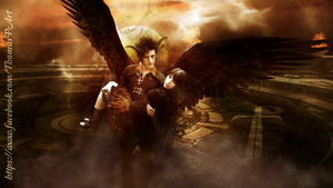 When Dark angel save my life by Les-Songes-De-Lilou