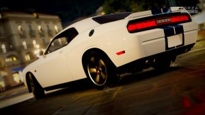 Forza Horizon 2 - Dodge Challenger 392 by deathmachine630